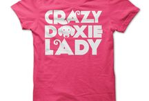 Crazy Doxie Lady T-Shirt