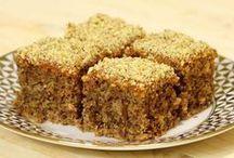 Rychlý orechovy koláč