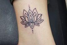 Tatouages De Fleur De Lotus