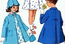 Vintage Sewing Patterns / Sewing for Vintage May.  Vintage sewing patterns, tutorials, and inspiration.
