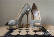 And the Wedding Shoes said 'Buy Me'! / Beautiful shoes!