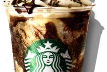 Starbucks, kávék