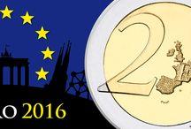 2 Euro / 2 Euro-Gedenkmünzen / 2 Euro-Münzen und 2 Euro-Gedenkmünzen gehören zu den beliebtesten Münzen-Sammelgebieten