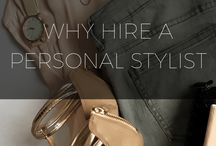 Personal stylist and shopper