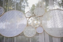 Create your own!  / Here are a few simple ideas that can all be handmade to add that personal touch to your big day x