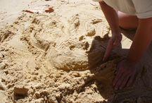 ARENA / Juegos en la arena, sin ninguna intención ni pretensión.