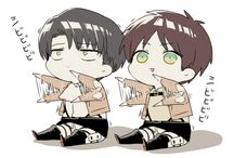 Levi × Eren / my otp in Aot!! WE BORN TO SHIP THEM!!