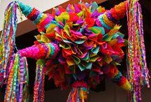 # piñatas para festejar
