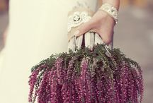 A Vintage Wedding / for homemade ideas