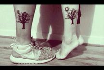 Tatuaje asortate