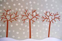 Season Craft for kids- Winter