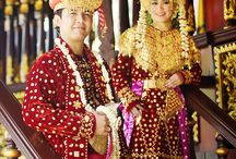 Indonesian Wedding Theme / Traditional dress, culture