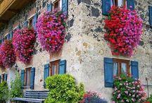 Muhteşem taş evler