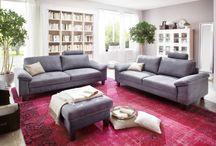 Polstergarnituren/Sofas/Sessel