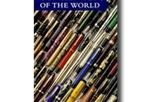 Books / Books to fill you in on fountain pen history, knowledge, trivia, and techniques.