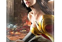 Wonder Woman / A collection of Wonder Woman themed items found on Niftywarehouse.com