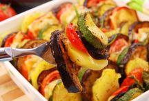 Vegetarisches Essen