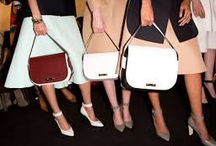 "HAUTE HANDBAGS / ""The best things are life are free the second best are very expensive.""- Coco Chanel"