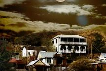 "Darkscope /  ""A frightening tale of lost souls, lost love, murder and deceit."" ---The Sierra Vista Herald"