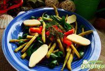 Dania z fasolką szparagową / Fasola szparagowa jest bardzo zdrowa i trzeba jej jeść jak najwięcej. Zobacz, co ciekawego możesz  przyrządzić!
