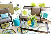 Porch ideas / by Jill Resler