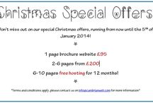 Promotions / Special offers by Gwe Cambrian Web