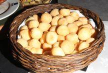 Cheese Bread: Because It Deserves Its Own Board / The Texas de Brazil Pan de Queijo: Cheese Bread Balls  / by Texas de Brazil