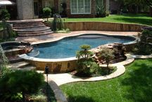 Pool ideas / by Jodi Beal