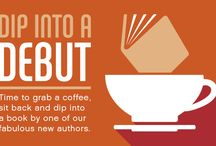 Dip into a debut / Discover a new author with our monthly eBook recommendations