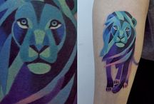 Tattoos that I love / tattoos