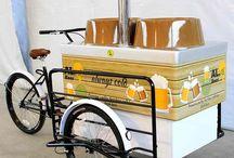 Торговые велосипеды / FoodBikes