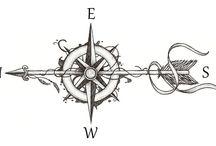 Tatuaggi con le frecce