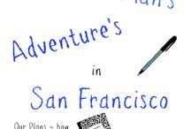 San Francisco 2014 #dreamHoliday / This is a picture diary along with blog post and instagram for our trip, using the #EFCFamilyB, from the hotel before we fly to the experiences of travel and food and excursions, i hope you enjoy  / by Cakesphtoslife Angie
