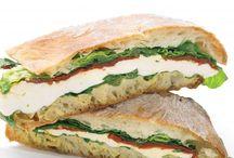 Breads/sandwiches