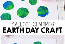 Earth Day Craft For Kids