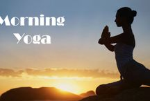 Morning Yoga / Yoga is magical and healing no matter what time of day it does. This article is not intended to discourage the practice of doing if your morning practice is not feasible for you.