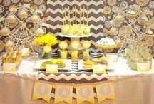 Baby shower ideas / by EriclovesMindi Harvey