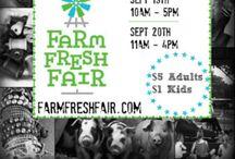 Farm Fresh Fair at Rabon Creek 2015