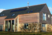 Case Study: Juliette balconies for Cornish eco-retreat / Four Juliette balconies with self cleaning glass coating, supplied by Balcony Systems, add light, aesthetic and maintenance-reducing qualities to luxury holiday cottages at an exclusive eco-retreat in Carnmenellis, West Cornwall. read more here: http://www.balconette.co.uk/CaseStudy.aspx?sID=44