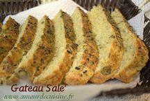 pains brioches  et pate