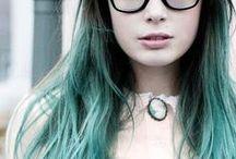 dream haircuts/hair colours