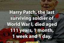 Harry Patch / The last fighting Tommy