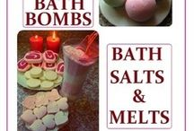 DIY: Bath and beauty / by Mary Blace
