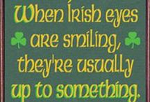 Top o the Mornin' to Ya:) / St. Patrick's Day Ideas & Recipes / by Kathy Myers