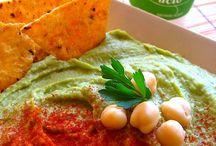 Salsas y aperitivos / Recetas fáciles de salsas y aperitivos