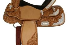 Horsin' Around!!! / All kinds of horse tack and saddles! / by Alexis Pappas-Rushing