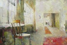 Painted Interiors