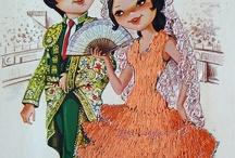 costumes folkloriques