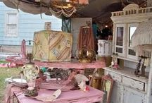Brocante Booth / Shabby booth ideas
