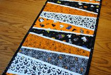 Halloween / Patchwork and other crafts relating to Halloween